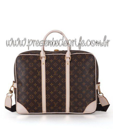 BOLSA PASTA LOUIS VUITTON PORTE DOCUMENTS VOYAGE MONOGRAM