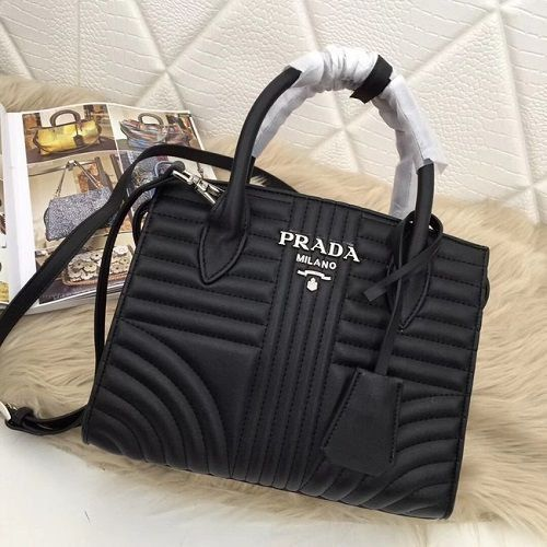 BOLSA PRADA CALF LEATHER BAG 1BA045