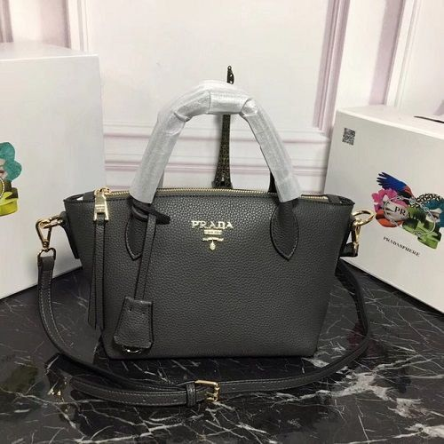 BOLSA PRADA CALF LEATHER BAG 1BA111
