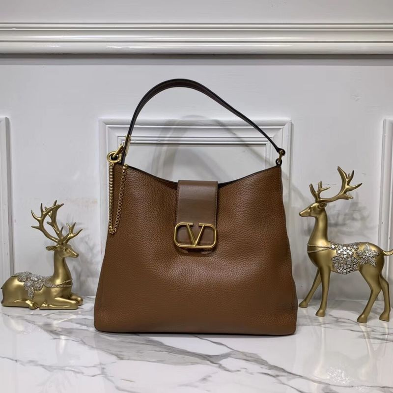 BOLSA VALENTINO PALM LEATHER BAG V5002