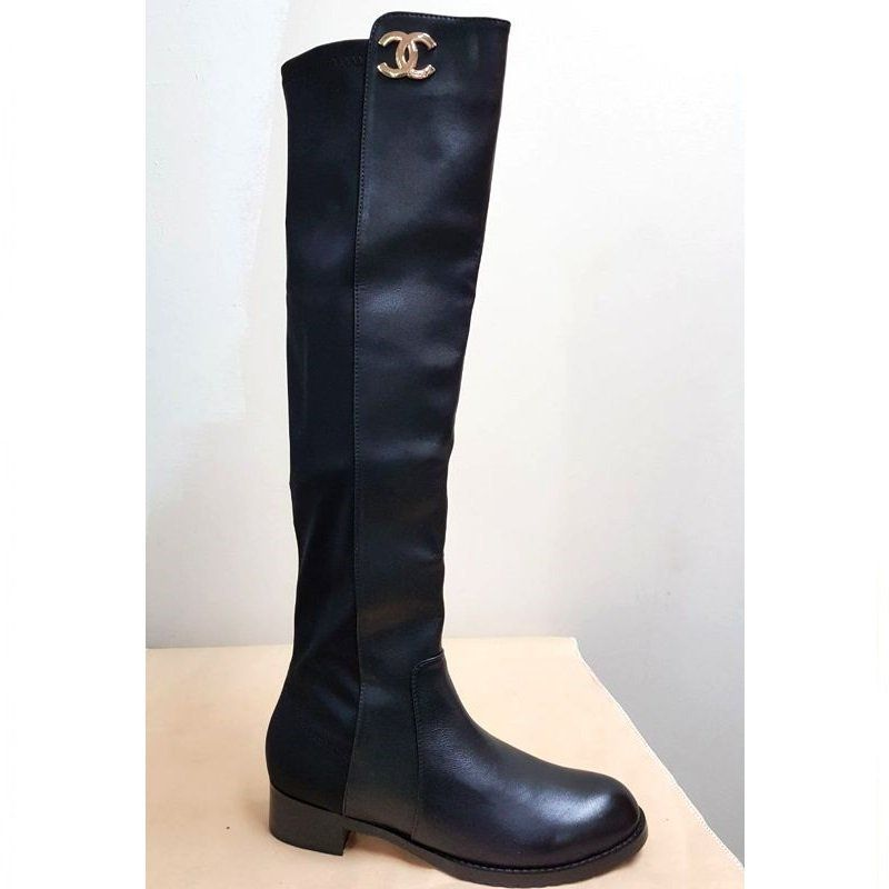 BOTA CHANEL 01 **OUTLET**