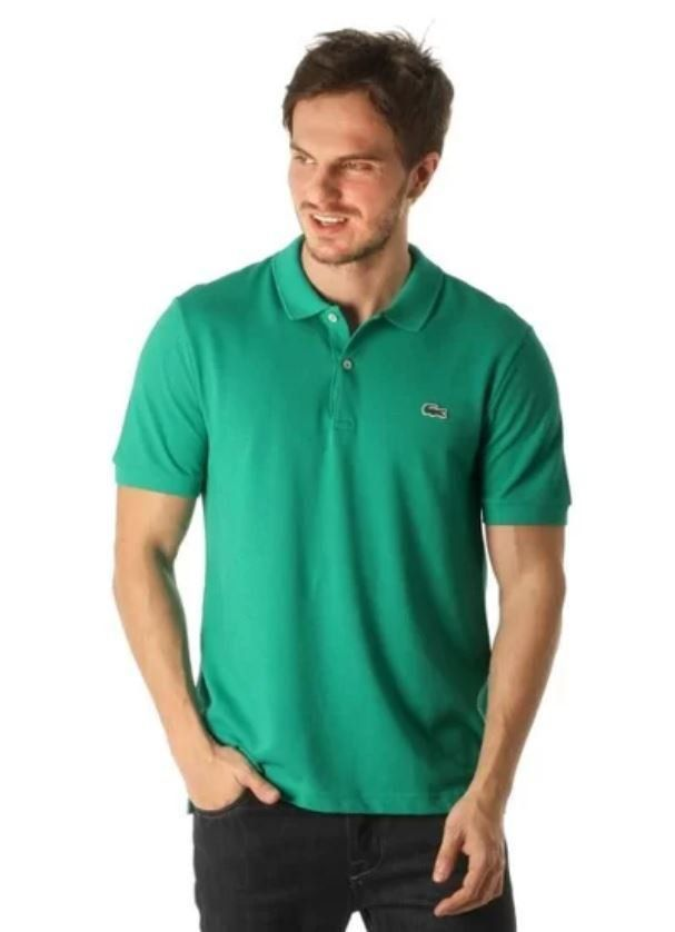 CAMISA LACOSTE POLO MASCULINO **OUTLET**