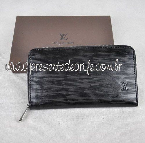 CARTEIRA LOUIS VUITTON EPI LEATHER ZIPPY