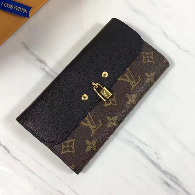 CARTEIRA LOUIS VUITTON VENUS MONOGRAM TAURILLON M61835