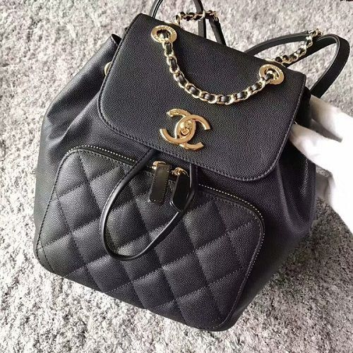 MOCHILA CHANEL CALFSKIN LEATHER CHA2589