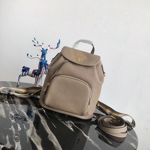 MOCHILA PRADA CALF LEATHER BACKPACK 1BZ035