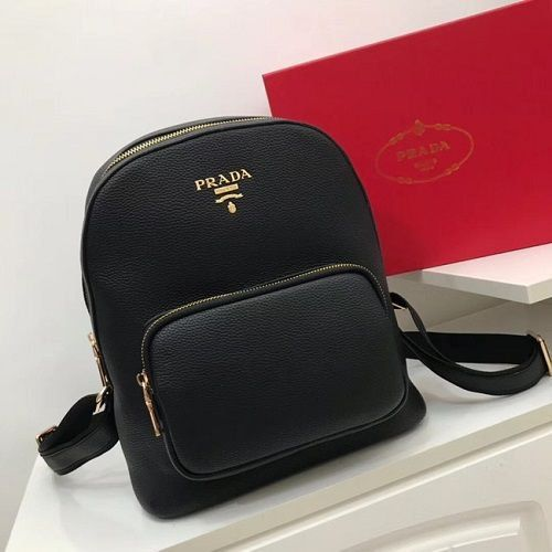 MOCHILA PRADA CALF LEATHER KNAPSACK 2825