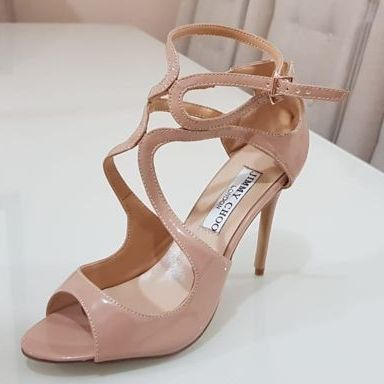 SANDÁLIA JIMMY CHOO **OUTLET**