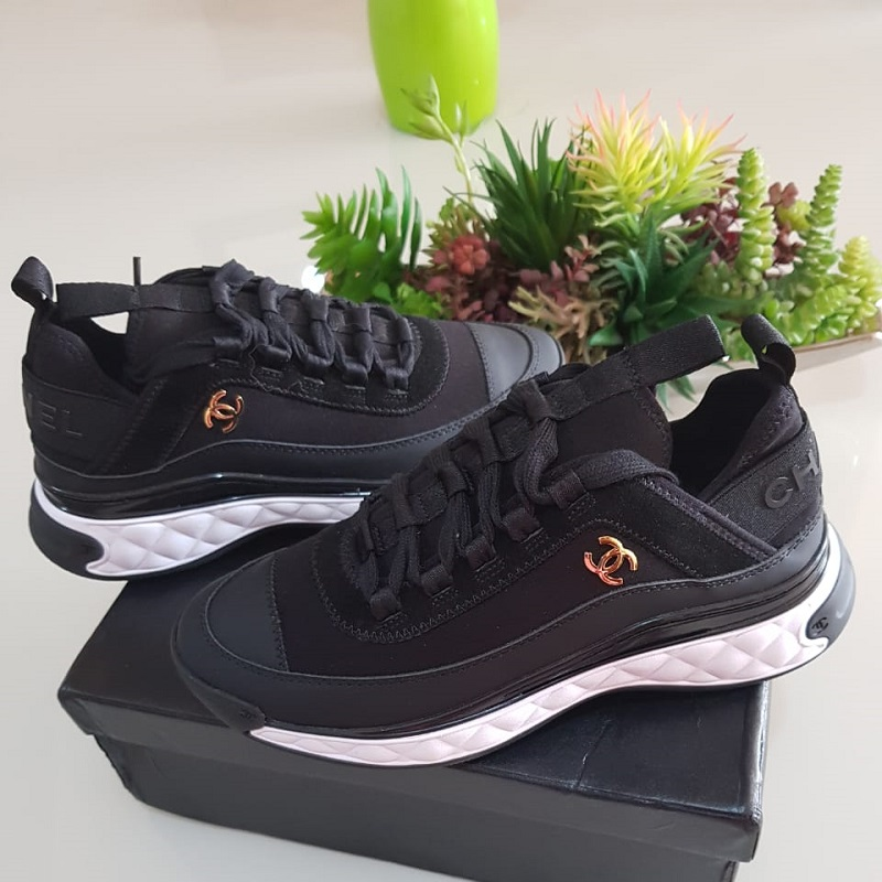 TENIS CHANEL **OUTLET**