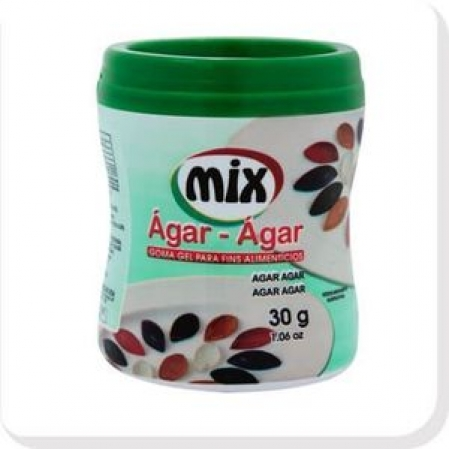 ÁGAR-ÁGAR 30G MIX