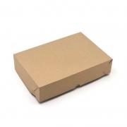 CAIXA B-6 25X18,8X6CM KRAFT PACBOX