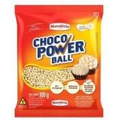 CHOCO POWER BALL MINI CHOCOLATE BRANCO 300G MAVALÉRIO