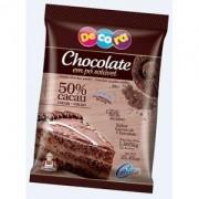 CHOCOLATE EM PÓ SOLÚVEL 50% CACAU 1,005KG - CACAU FOODS