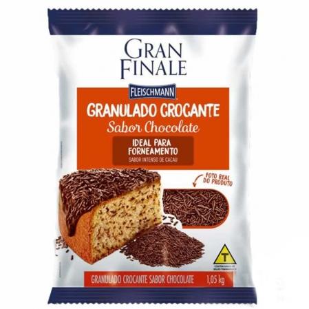 CHOCOLATE GRANULADO CROCANTE 1.05KG GRAN FINALE