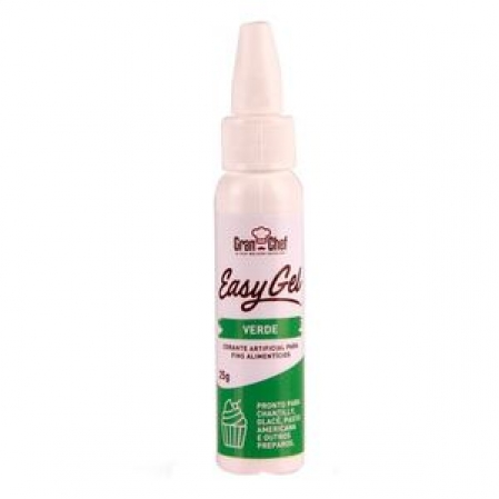 CORANTE EASY GEL VERDE 25G GRAN CHEF