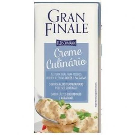 CREME CULINÁRIO 1LT GRAN FINALE