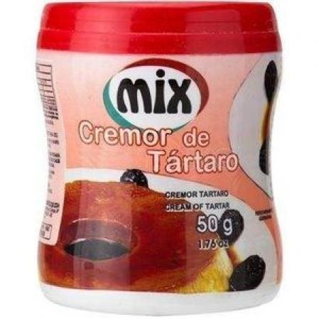 CREMOR TÁRTARO 50G MIX