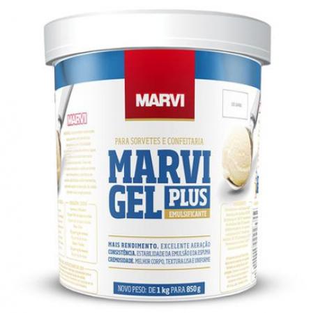 EMULSIFICANTE MARVIGEL PLUS 850G MARVI