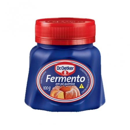 FERMENTO EM PÓ QUÍMICO DR. OETKER 100G