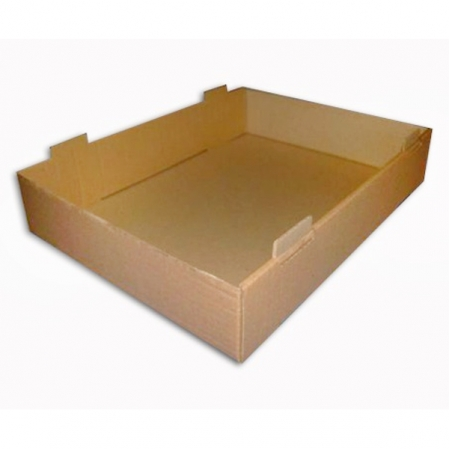 FUNDO CAIXA EMPILHAR 35X35X7 KRAFT PACBOX