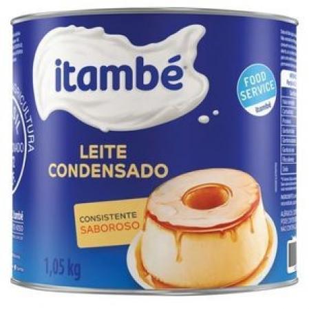 LEITE CONDENSADO LATA 1,05KG ITAMBÉ