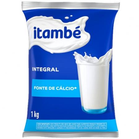 LEITE EM PÓ INTEGRAL 1KG ITAMBÉ
