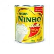 LEITE EM PÓ NINHO 400GR INSTANTÂNEO