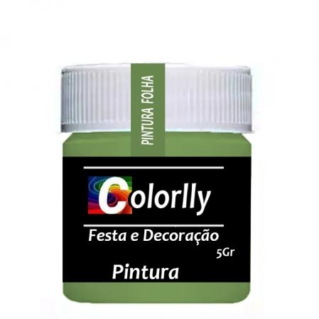 PÓ PINTURA FOLHA 5G COLORLLY