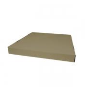 TAMPA CAIXA EMPILHAR 35X35 KRAFT PACBOX