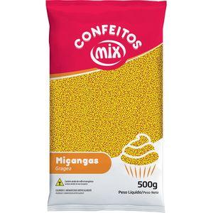 CONFEITO MIÇANGA AMARELA 500G MIX