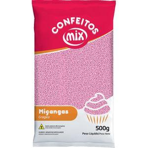 CONFEITO MIÇANGA ROSA 500G MIX