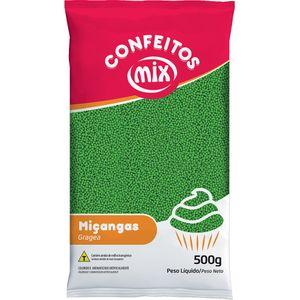 CONFEITO MIÇANGA VERDE 500G MIX