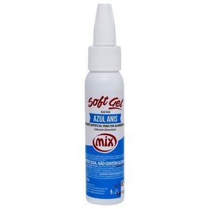CORANTE SOFT GEL AZUL ANIS 25G MIX