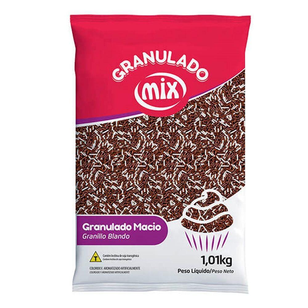 GRANULADO MACIO MESCLADO 1,01KG MIX
