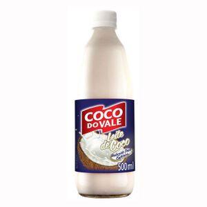 LEITE DE COCO DO VALE 500ML