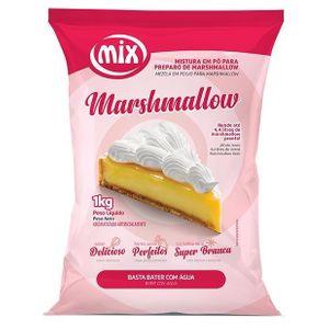 PÓ PARA PREPARO DE MARSHMALLOW 1KG MIX