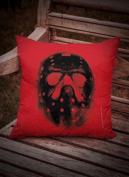 Almofada Sexta- Feira 13 Jason