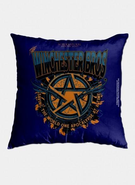 Almofada Supernatural Winchester Bros Colors
