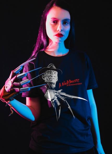 Camiseta A Hora do Pesadelo Elm Street