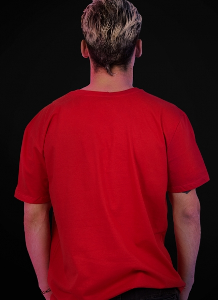 Camiseta A Hora do Pesadelo Fique Acordado