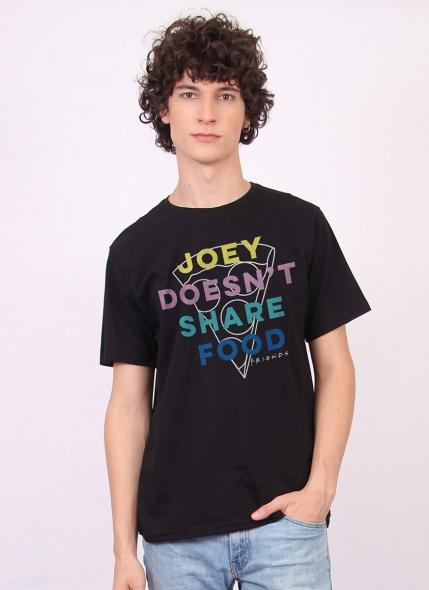 Camiseta Friends Joey Não Compartilha Comida