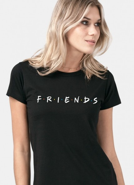 Camiseta Friends Logo