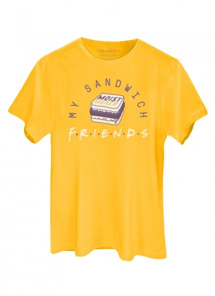 Camiseta Friends My Sandwich