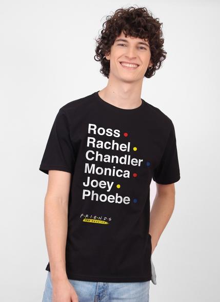 Camiseta Friends The Reunion Nomes