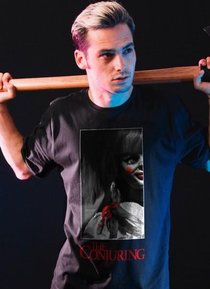 Camiseta Invocação do Mal Annabelle