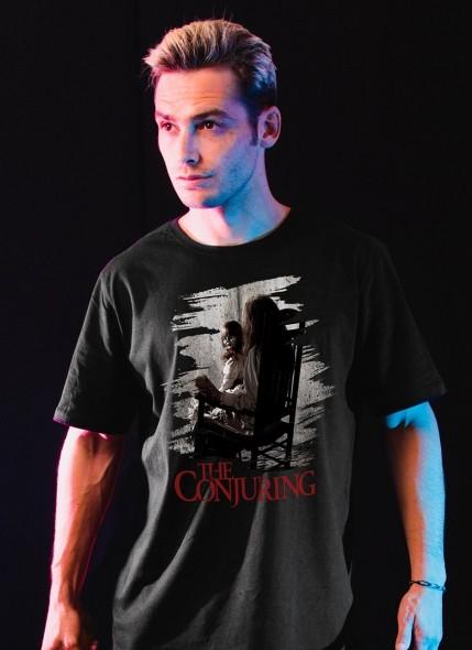 Camiseta Invocação do Mal Cadeira de Balanço
