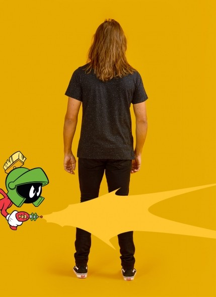 Camiseta Looney Tunes Intergalactic