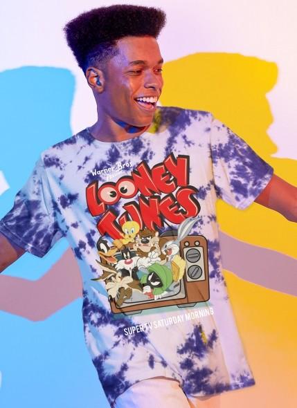 Camiseta Looney Tunes TV