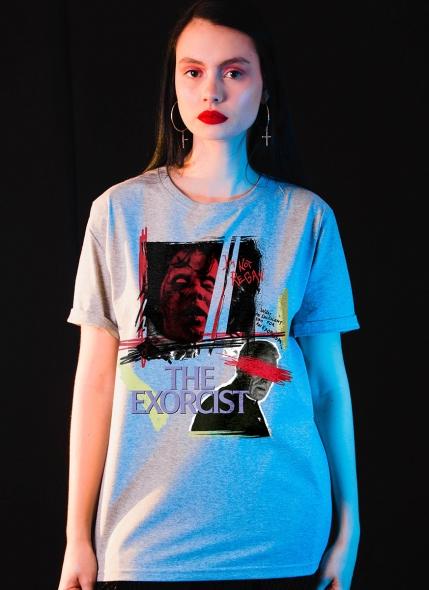 Camiseta O Exorcista Excelente Dia