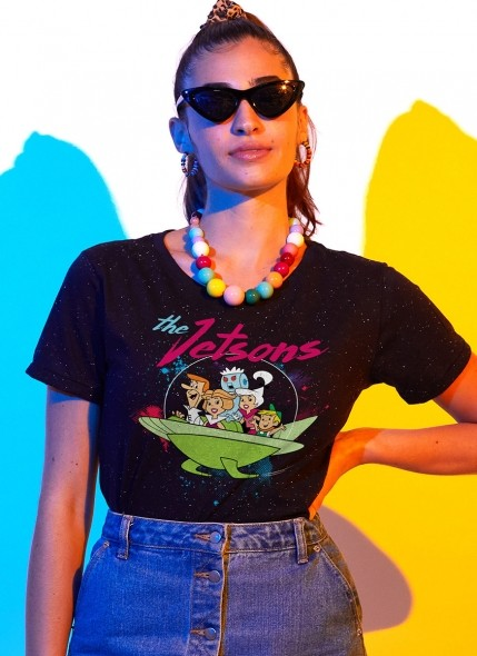 Camiseta Os Jetsons Nave